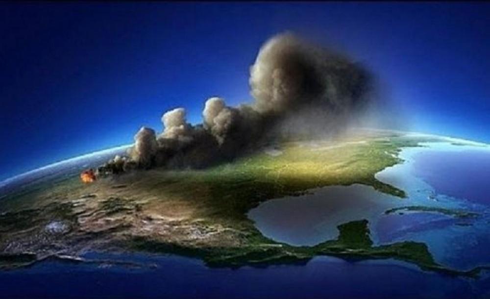 Йеллоунстоунский вулкан просыпается 1.11.2017г. Когда начнется извержение и последствия