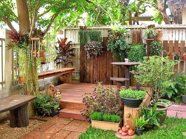 Пять простых приемов по облагораживанию загородного участка