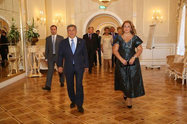 Самые богатые жены российских служащих 2017. Жена — не половинка!