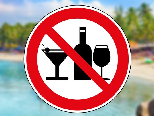 В России введут сухой закон. Последние новости ограничения продажи алкоголя