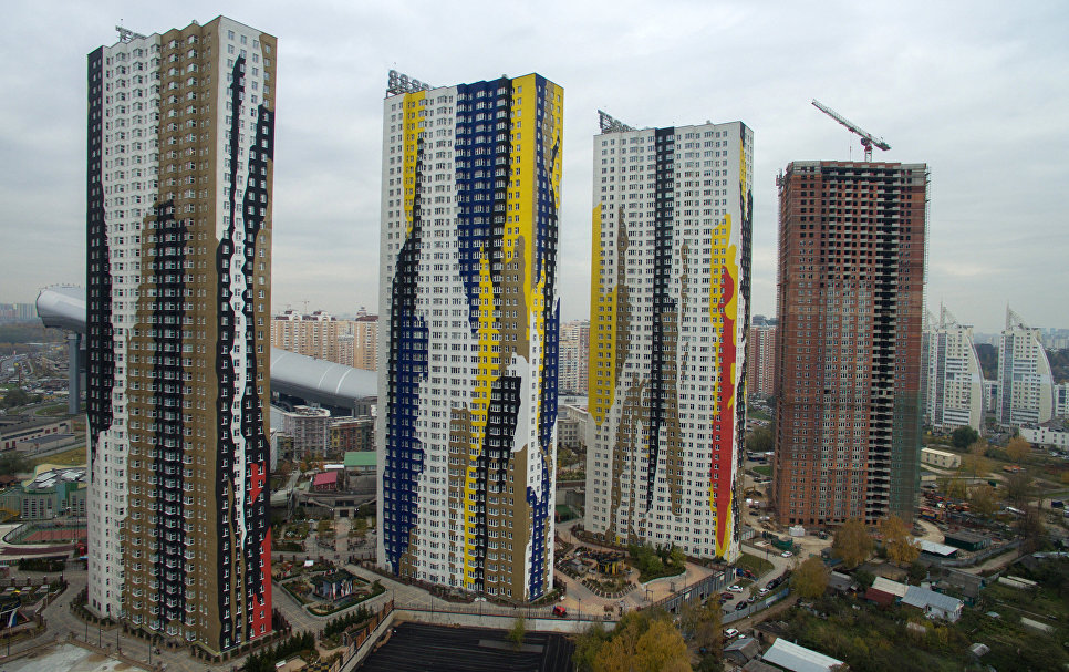 Излишек нового жилья для переселения по программе реновации может составить до 20%