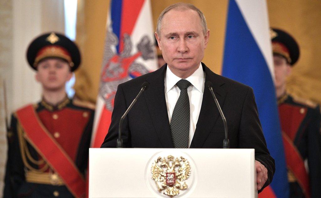 Путин поручил сделать расчет налога на имущество физлиц справедливым