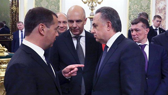 Почти всех министров оставляют в новом составе правительства