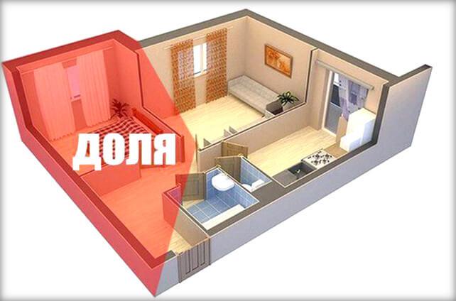 Закон, запрещающий продажу микродолей в жилых помещениях