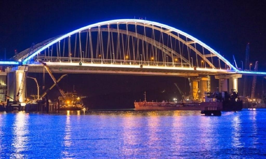 График открытия Крымского (Керченского) моста для автомобильного и железнодорожного движения