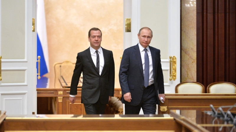 Фамилии новых министров в кабинете правительства России