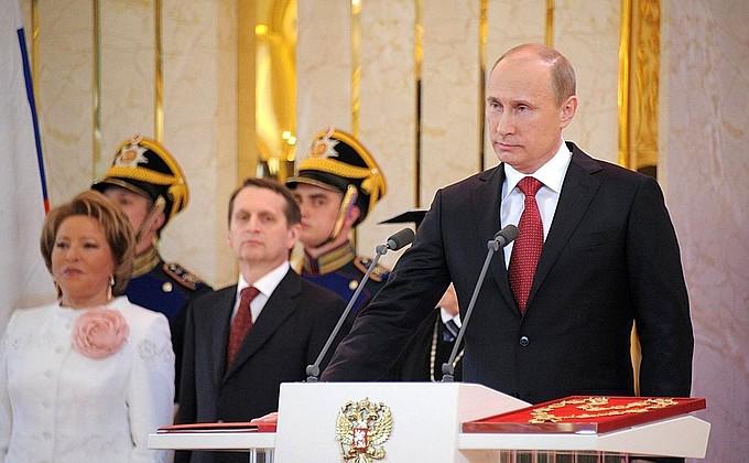 Церемония инаугурации президента Путина может пройти без кортежа