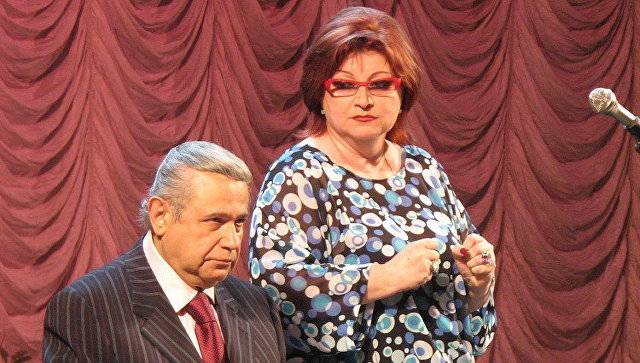Петросян и Степаненко что делят «на старости лет»?