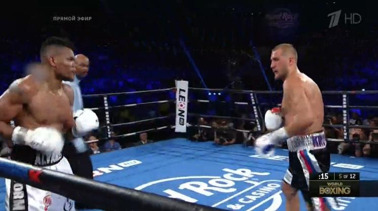 Альварес-Ковалев бокс. Смотреть полную запись боя