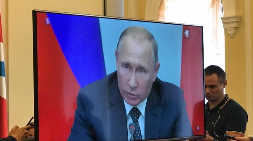 Путин рассказал, как увеличатся пенсии до 2024 года-на 1000 в год, до 20 000 через шесть