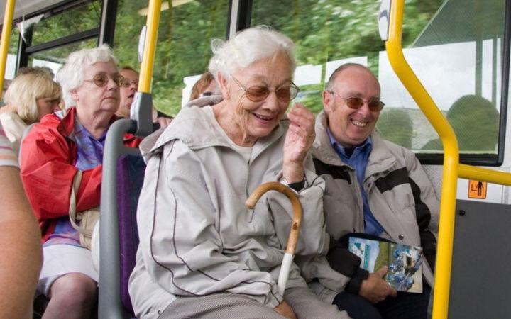 С 1 сентября пенсионеры Подмосковья получат право бесплатного проезда по Москве