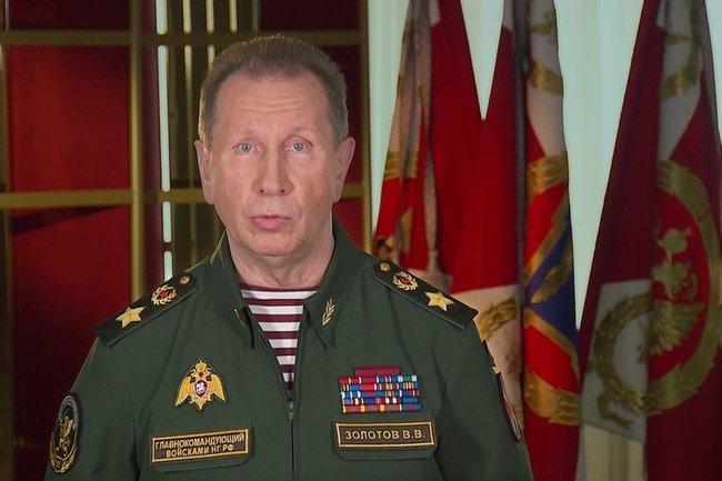 Виктор Золотов. Биография, личная жизнь