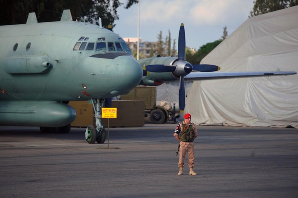 Минобороны РФ возложило вину за крушение Ил-20 на ВВС Израиля