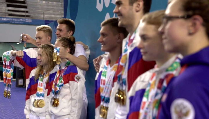 Какие награды завоевала наша юношеская сборная на Юношеских Олимпийских играх вАргентине