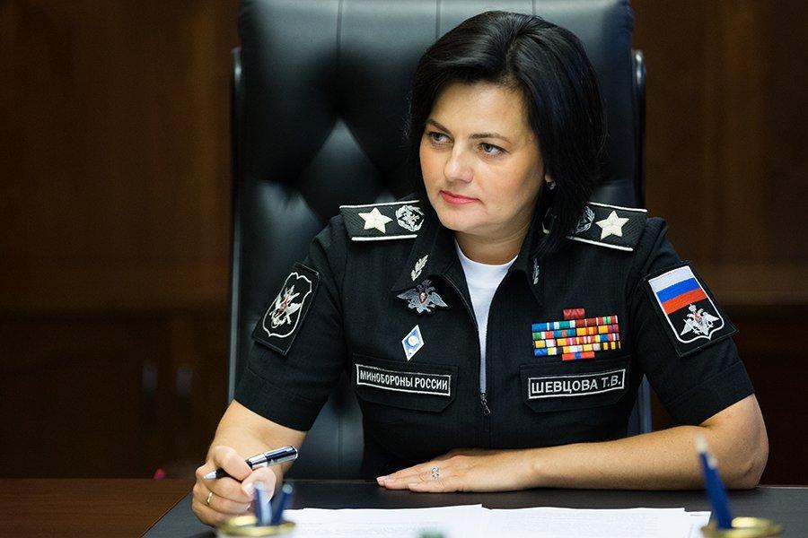 Шевцова заявила о повышении военных пенсий в 2019-2021 годах