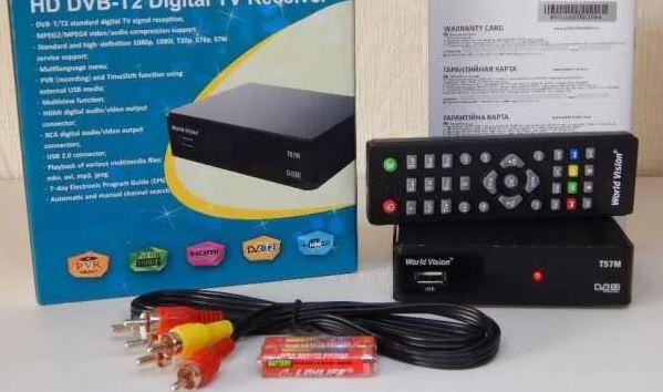 Что нужно покупать при переходе на цифровое телевидение и при отказе от аналогового