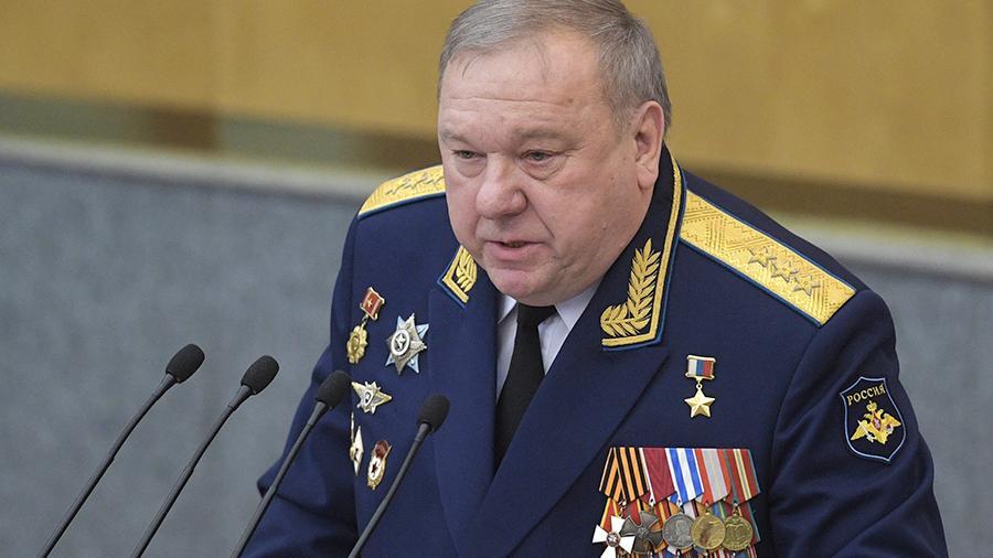 Шаманов в Госдуме потребовал увеличения денежного довольствия военнослужащих