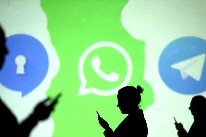 Мессенджеры будут проверять пользователей по номерам телефонов