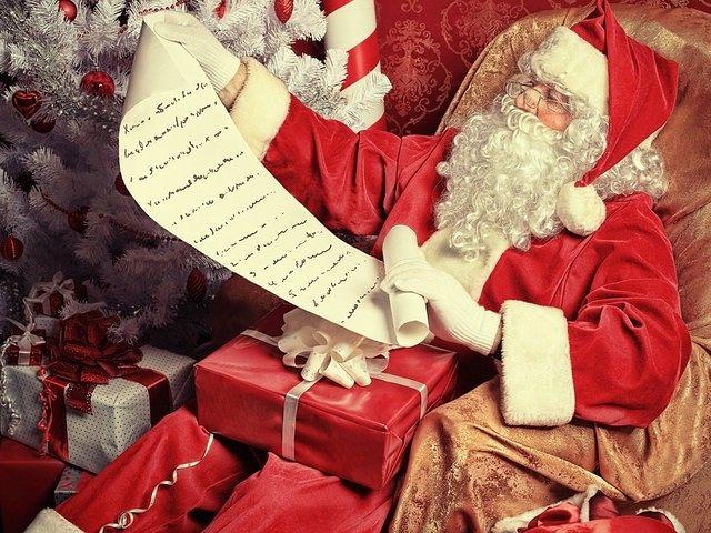 Сегодня 18 ноября-День рождения Деда Мороза