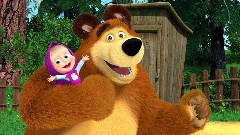 Мультик «Маша и Медведь»-«средство мягкой пропаганды Кремля». Новая серия, смотреть!