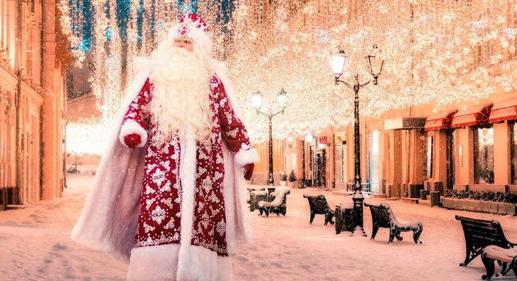 """Когда и где пройдут новогодние елки в Москве для детей. Куда сходить с детьми"""""""