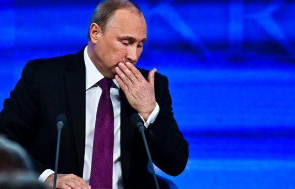 Прямая трансляция выступления Путина на Деловой России
