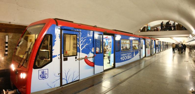 График работы общественного транспорта в Москве в новогоднюю ночь