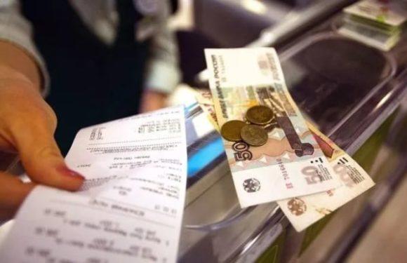 Реальные доходы  россиян опять упали на целых 3%