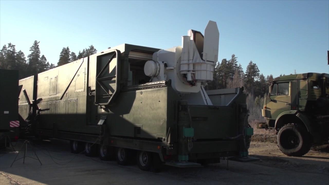Лазерные комплексы «Пересвет» заступили на боевое дежурство. Видео, ТТХ засекречено