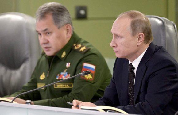 Шойгу на коллегии МО заявил Путину об индексации военных пенсий