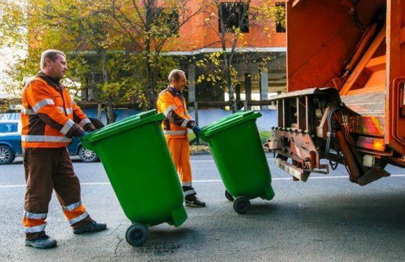 Пример оплаты за вывоз мусора в 2019 году на конкретной семье