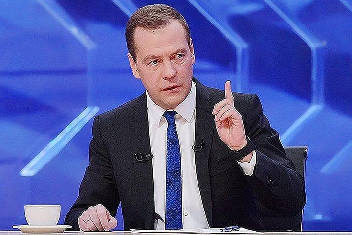 О чем говорит Росстат и Медведев