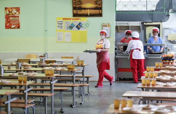 К вопросу о школьном питании и голодных обмороках в школах
