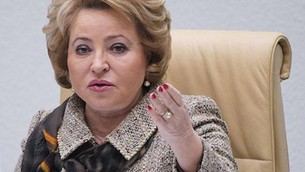 Матвиенко решает вопрос обеспечения сотрудников полиции и МВД жильем