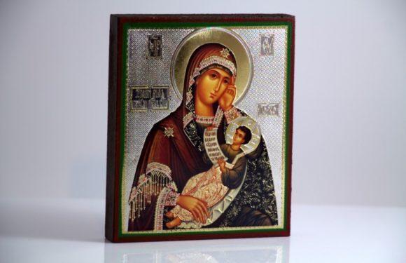 Сегодня 7 февраля праздник в честь иконы Божией Матери, именуемой «Утоли моя печали»