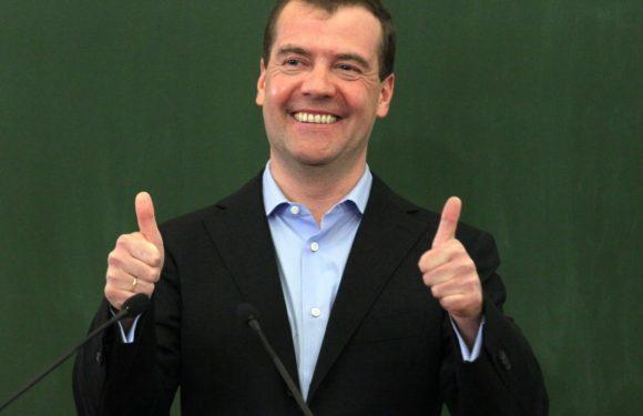 Интервью Медведева НТВ о хорошей жизни через… 6 лет!