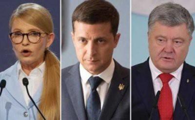 Кто выиграет выборы президента Украины в 2019 году и будет ли второй тур