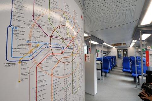 Новая схема оплаты поездок при пересадке с электрички на метро