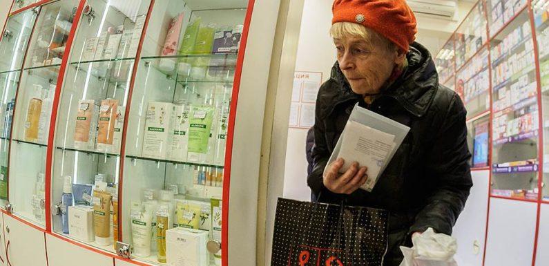 Путин: Минздрав осторожен в теме электронной торговли лекарствами, но идти к этому надо