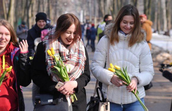 Куда сходить в Москве на 8 марта 2019 года, куда сводить девушку и жену?