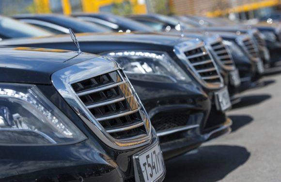 Список подпадающих под «налог на роскошь» автомобилей