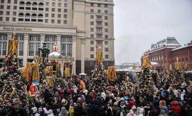 Куда сходить 10 марта на Масленицу в Москве. Программа мероприятий Московской Масленицы