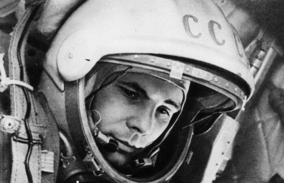 9 марта день рождения Юрия Гагарина