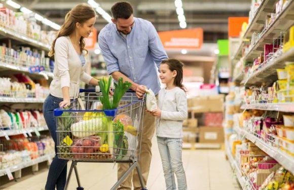 Сколько семья тратит денег в месяц?