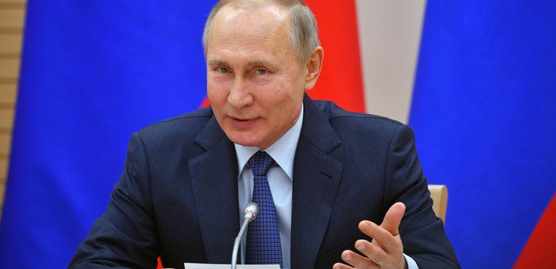 Путин сказал, будет ли он баллотироваться на новый срок
