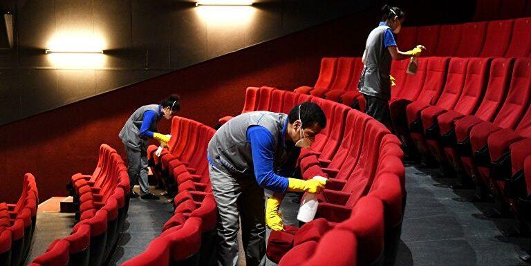 Стало известно, когда заработают кинотеатры по всей России