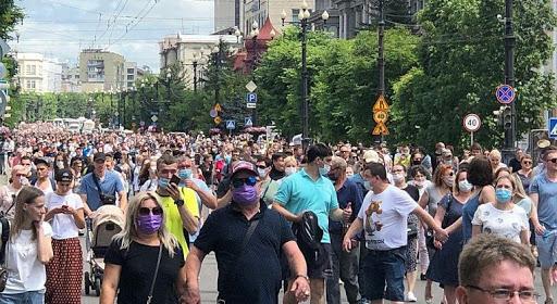 Что сейчас происходит в Хабаровске? Последние новости по губернатору Фургалу